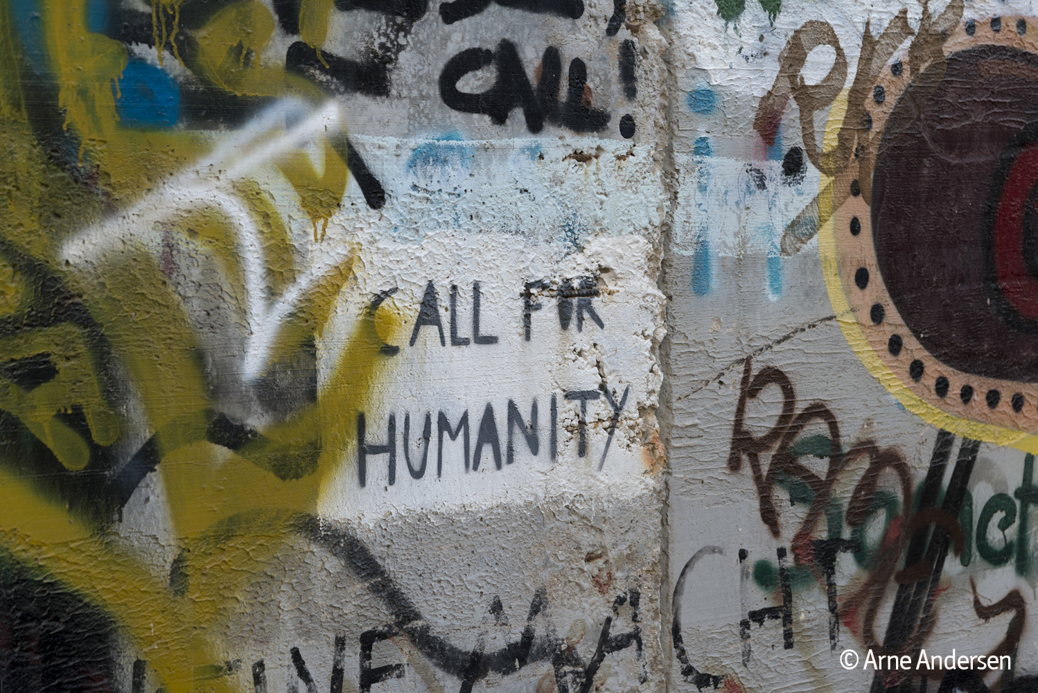 Call for Humanity
