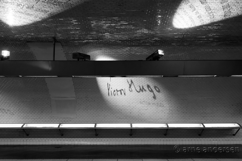 Metrostation Victor Hugo